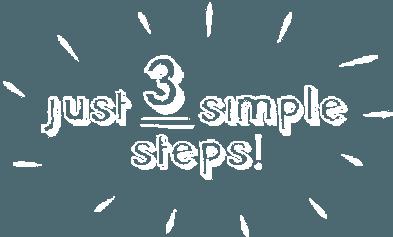 3steps